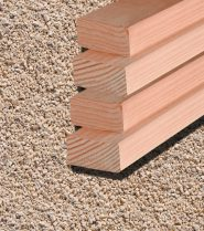 Lariks/douglas regel 45x90 mm